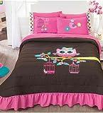 NEW Nina Teens Bedspread Set and Sheet Set (Twin)
