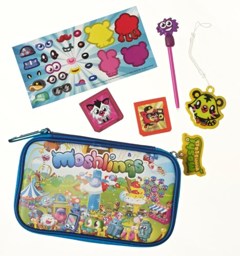 Moshi Monsters Moshlings 6-in-1 Accessory Kit (Nintendo 3DS/Dsi/DS Lite)