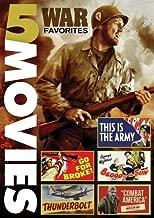 War Favorites - 5 Movie Collection