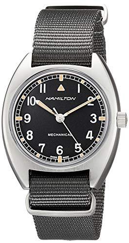 Hamilton Khaki Pilot Pioneer H76419931 - Reloj mecánico para hombre