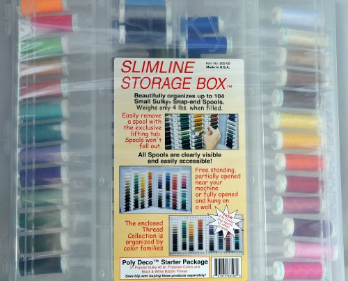 Sulky Poly Deco Starter Pack 885-08