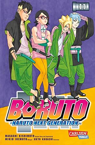 Boruto - Naruto the next Generation 11: Die actiongeladene Fortsetzung des Ninja-Manga Naruto