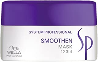 Wella SP Smoothen Mask (For Unruly Hair) - 200ml/6.67oz