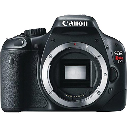 Learn More About Canon EOS Rebel T2i DSLR Camera (Body Only) (Discontinued by Manufacturer) (Renewed...