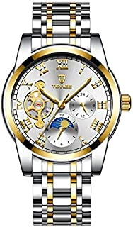 TEVISE Mechanical Auto Luxury Men Stainless Steel Wrist Watch With One Year Warranty & Gift Box T9005 JF