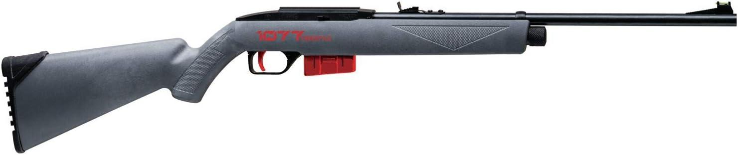 Crosman 1077FSG 1077 Freestyle Popular popular - Red Excellence Black Gray Multi-Shot Semi