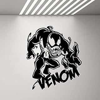 Tianpengyuanshuai wandtattoos Venom wandsticker Home Decoratie woonkamer slaapkamer kinderkamer decoratie