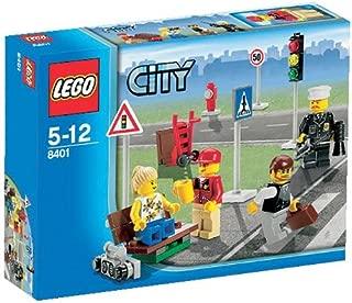 レゴ (LEGO) シティ レゴ (LEGO)の町 ミニフィグ・コレクション 8401
