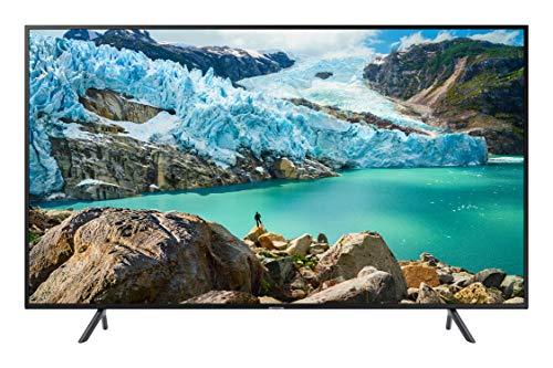 """Samsung UE43RU7170U Smart TV 4k Ultra HD 43"""" Wi-Fi DVB-T2CS2, Serie RU7170, 3840 x 2160 Pixels, HDR 10+, Nero, 2019, [Classe di efficienza energetica A]"""