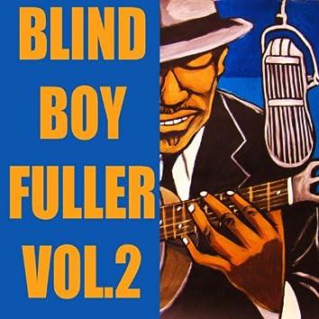Blind Boy Fuller, Vol. 2 (feat. Floyd Council, Cedar Creek Sheik, Sonny Jones, Virgil Childers, Gary Davis, Bull City Red, Charlie Austin, Sonny Terry)