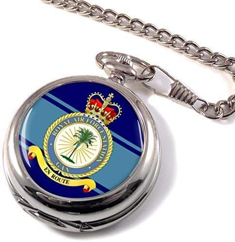 Royal Air Force Station Gan (RAF) Poche Montre