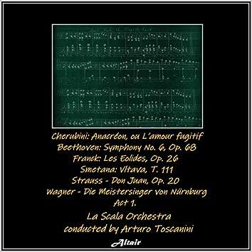 Cherubini: Anacréon, ou L'amour fugitif - Beethoven: Symphony NO. 6, OP. 68 - Franck: Les Eolides, OP. 26 - Smetana: Vltava, T. 111 - Strauss - Don Juan, OP. 20 - Wagner - Die Meistersinger von Nürnburg (Live)