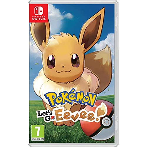 Pokémon: Let's Go, Eevee! (Nintendo Switch) UK IMPORT