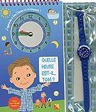 Quelle heure est-il, Tom ? (Livre montre) (French Edition)