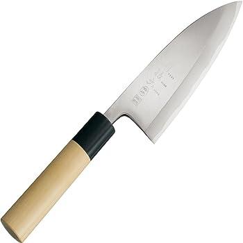貝印 KAI 出刃包丁 関孫六 金寿 本鋼 150mm 日本製 AK5216