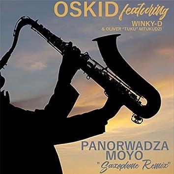 Panorwadza Moyo (Saxophone Remix) [feat. Winky D & Oliver Mtukudzi]