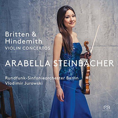 Britten/Hindemith: Violin Conc