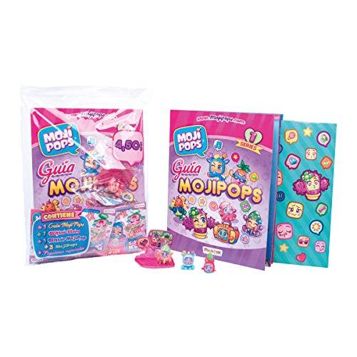 Magic Box - MojiPops Starter Pack Serie 1 Zufällige Farbauswahl, Mehrfarbig (1 Stück pro Bestellung).