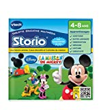 Vtech - 230405 - Storio 2 et générations suivantes  - Jeu Educatif - La Maison de...
