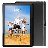 10 pulgadas tablet doble sim 3g teléfono llamada tablets, cuatro nucleos android 9. 0 hd pantalla táctil tablet con 32gb rom/128gb expandir, 6000 mah batería, 5mp cámara, wifi, bluetooth, gps