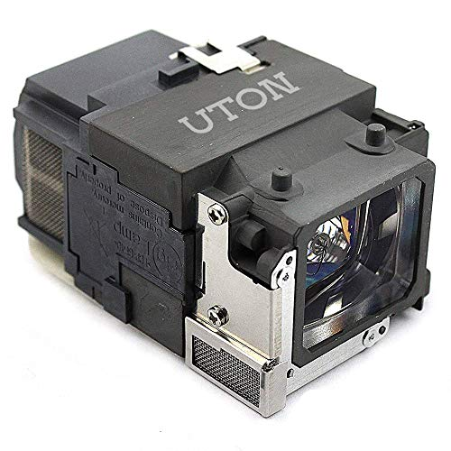 Uton ELPLP65 Replacement Projector Lamp for Epson EB-1775W EB-1751 EB-1776W / PowerLite 1771W 1761W 1776W 1760W 1750 1770W 1775W 1751 Projector(Economic)