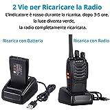 Zoom IMG-1 nestling 2pz walkie talkie pmr446