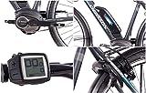 Zoom IMG-2 chrisson bicicletta elettrica da uomo
