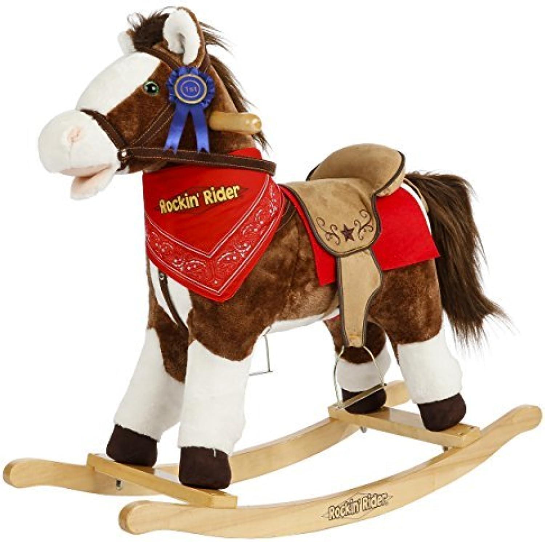 Rockin' Rider Laroto Rocking Horse Ride On by Rockin' Rider