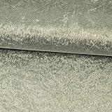 Pannesamt Stoff Uni grau Meterware - Preis Gilt für 0,5