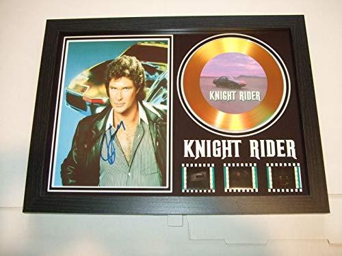 Goldene Scheibenrahmen, Knight Rider, Filmstreifen