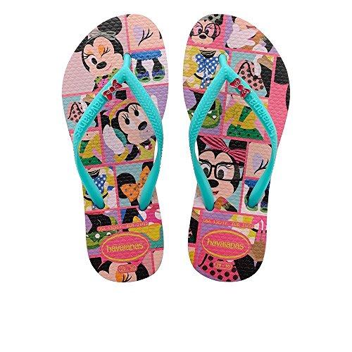 Havaianas Kids Disney Cool Bianco/Rosa 29/30