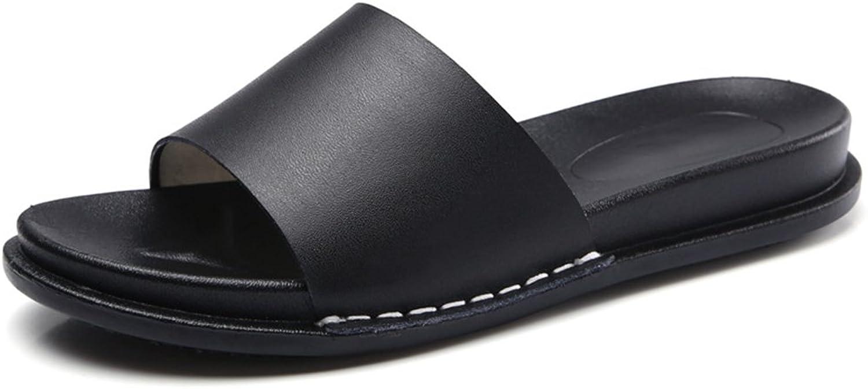Women Comfort lide Sandals Comfort Anti-Skid Sole Indoor Outdoor House Flat Slippers for Girls