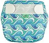 TotsBots riutilizzabili pannolino/badewindeln–Surf' s Up–Taglia 2(8–15kg) galleggiante kurs, imparare a nuotare