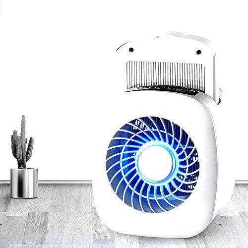 MyQWE lamp tegen muggen, zonder straling, milieuvriendelijk, geïntegreerde ventilator voor binnen, slaapkamer, baby, keuken, kantoor