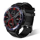 Oceanindw Reloj Inteligente 4g, Batería 900ma con Cámara Múltiples Modos Deportivos Mujeres Hombres Fitness Trackers