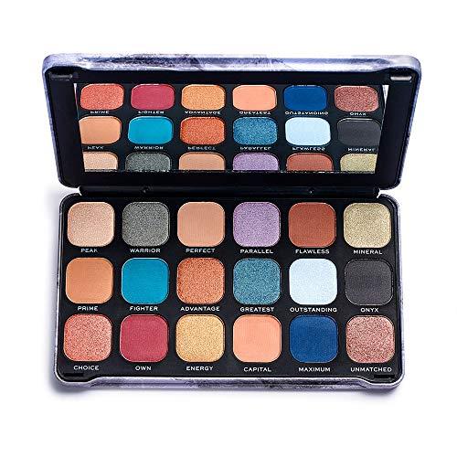 Makeup Revolution Forever Flawless Optimum Eyeshadow Palette