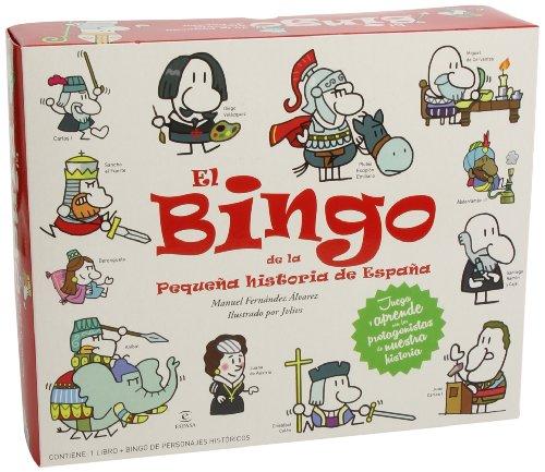 El Bingo de la Pequeña historia de España (Infantil y juvenil (Ficción))