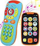 JOYIN My Learning Remote and Phone Bundle with Music, Fun, Smartphone Toys...
