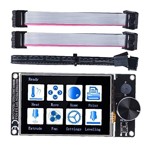 Runfon 3D-Drucker-Touch-Screen-Display Bigtreetech Tft35 E3 V3.0 Smart Controller Panel mit SKR Mini