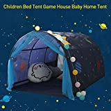 Traumzelt Bettzelt Mädchen Jungen Kinder Tunnel Für Hochbett Bett Zelt Spielbett Etagenbett Dream Tent Kinder Schlafzimmer Dekoration Tent Für Kinder - 5