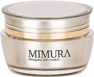 ミムラ (MIMURA) ヒト幹細胞 クリーム 保湿 hitogata スキンクリーム 幹細胞 スキンケア フェイスクリーム 30g セラミド 配合 日本製