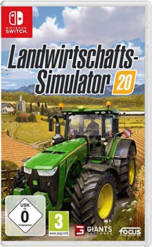 Landwirtschafts-Simulator 20 - [Nintendo Switch]