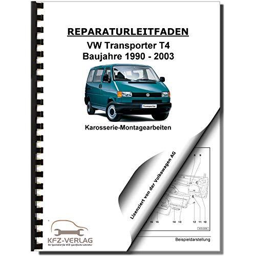 VW Transporter T4 (90-03) Karosserie Montage California Club Exclusive Multivan