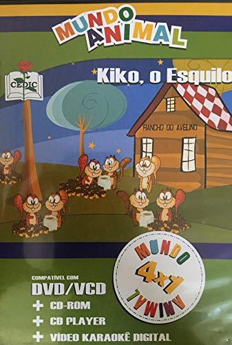 Mundo Animal - Kiko, o Esquilo