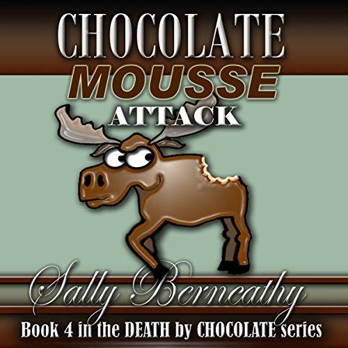 Couverture de Chocolate Mousse Attack