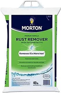 Morton Salt FBA 1470 40 lb Rust Remove Pellet