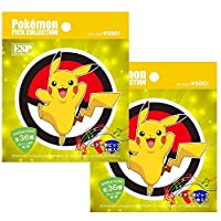 【1パック3枚入x2】ESP ポケモン ピック コレクション カントー地方 第一弾