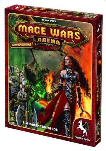 Pegasus Spiele 51877G - Mage Wars Arena Flammenschmiede