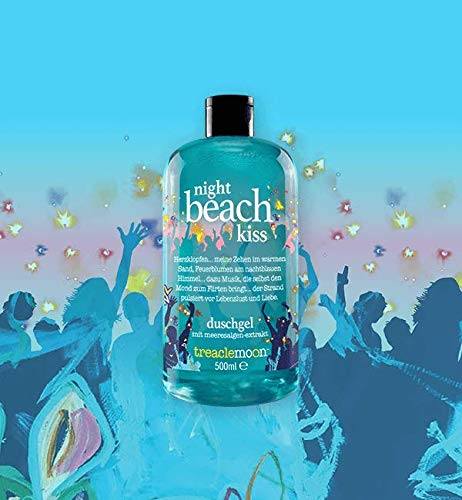 Treaclemoon night beach kiss Vegan 1er-Pack(1x500ml)