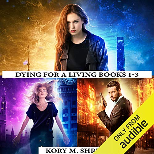 Dying for a Living Boxset: Books 1-3 of Dying for a Living Series Titelbild